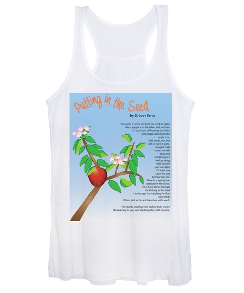 Putting In The Seed Women's Tank Top