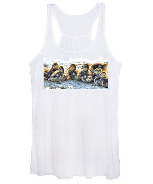 Quacklings Women's Tank Top