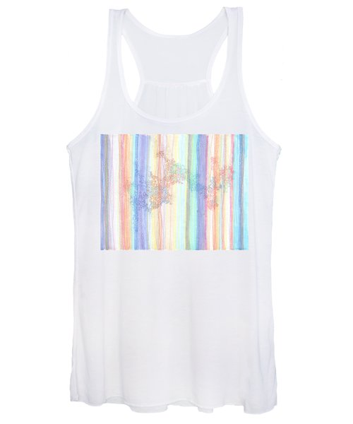 Quantum Foam Women's Tank Top