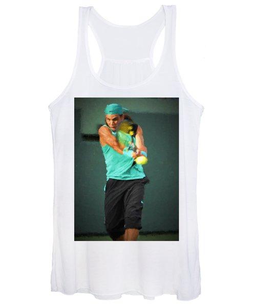Rafael Nadal Women's Tank Top
