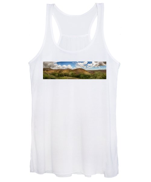 Rainbow Mountain Women's Tank Top