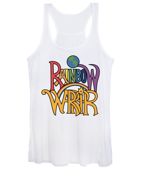 Rainbow Warrior Women's Tank Top