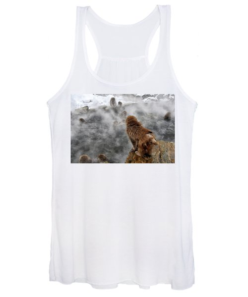 Ready For The Plunge Women's Tank Top
