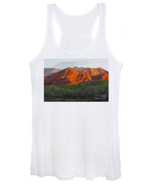Red Hills Women's Tank Top