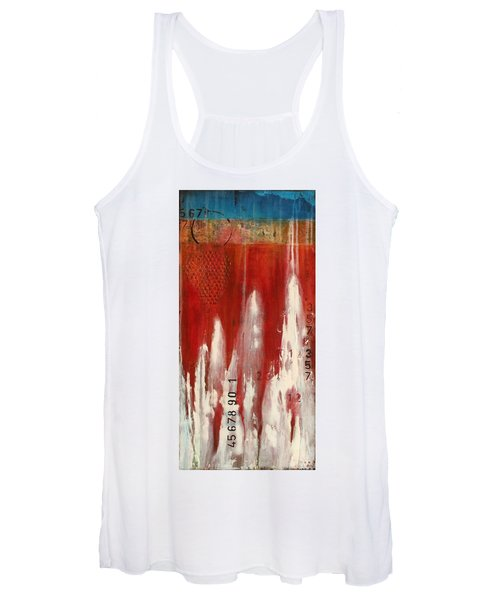 Red Holiday Women's Tank Top