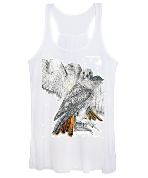 Red-tailed Hawk Women's Tank Top