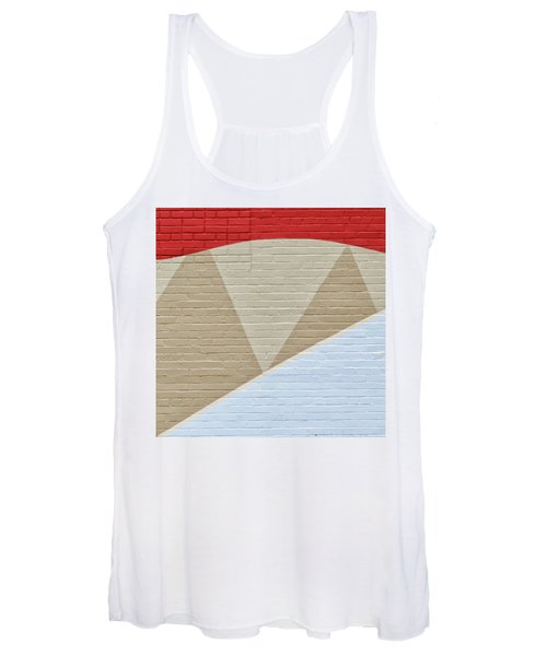 U-haul Art Women's Tank Top