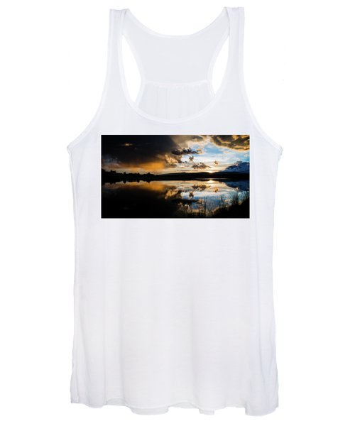 Remains Untrusted Women's Tank Top