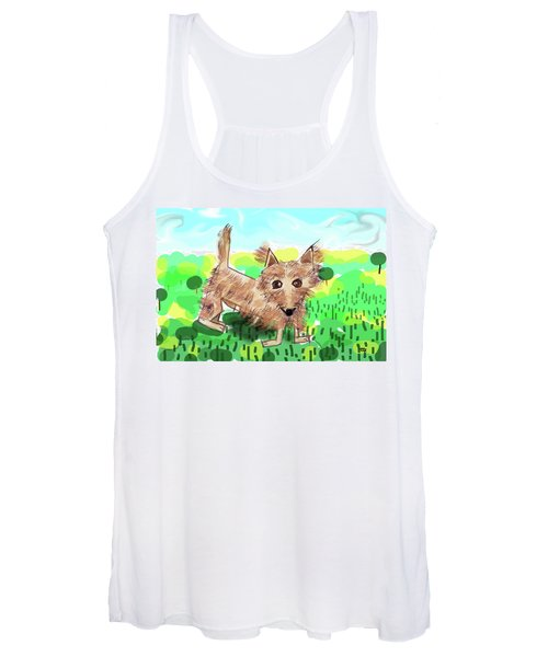 Remy, Laird Of The Cairn Women's Tank Top