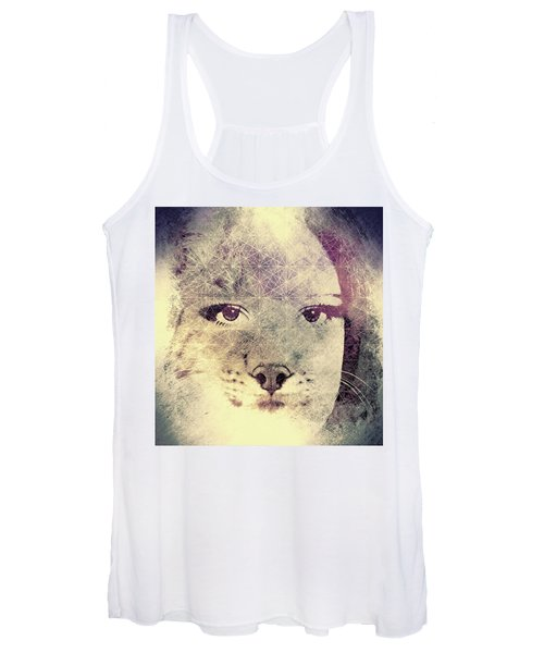 Resistance Of The Pussy Cat Women's Tank Top