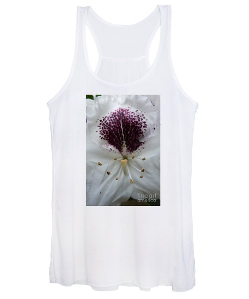 Rhododendron 2 Women's Tank Top