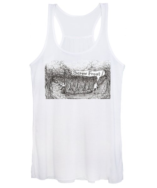 Road More Travelled Women's Tank Top