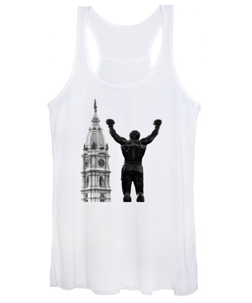 Rocky - Philly's Champ Women's Tank Top