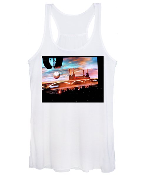 Roger Waters Tour 2017 - Welcome To The Machine Women's Tank Top