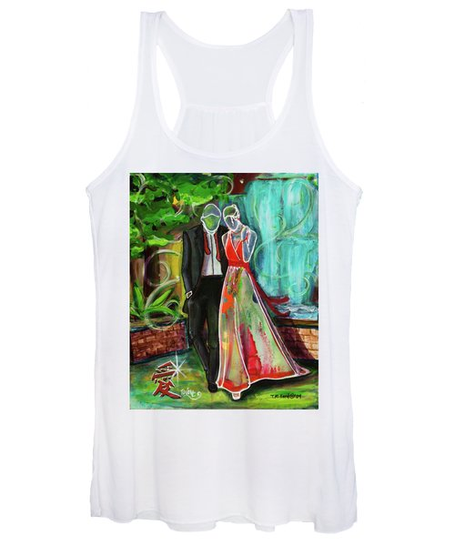 Romance Each Other Women's Tank Top