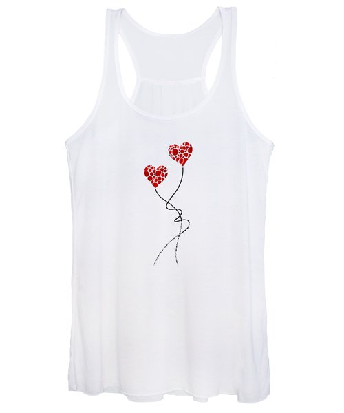 Romantic Art - You Are The One - Sharon Cummings Women's Tank Top