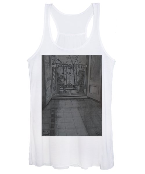 Room With A View Women's Tank Top