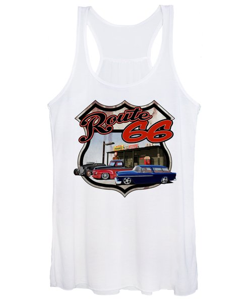 Route Trio Women's Tank Top