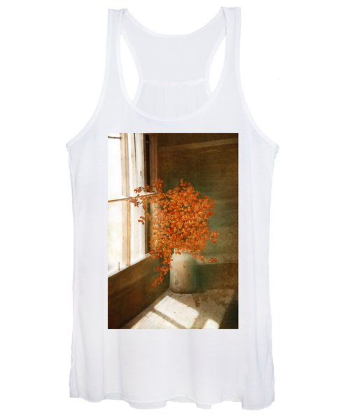 Rustic Bouquet Women's Tank Top