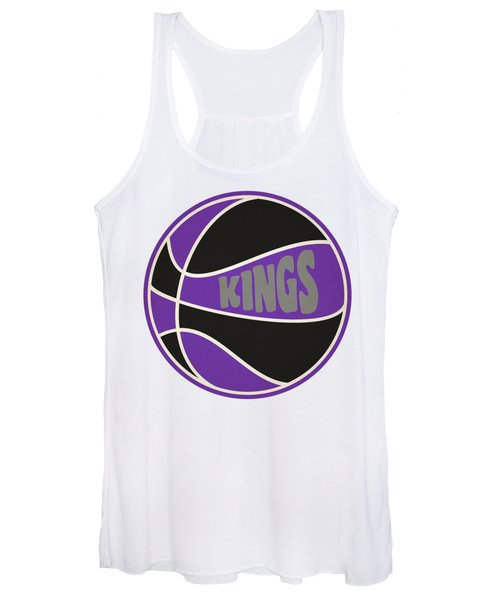 Sacramento Kings Retro Shirt Women's Tank Top