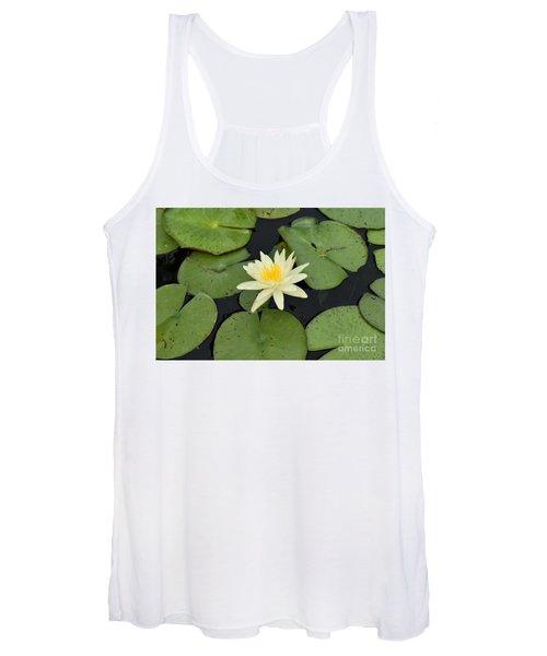 Sacred Lotus Women's Tank Top