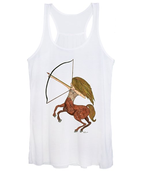 Sagittarius Women's Tank Top