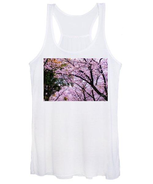 Sakura Women's Tank Top