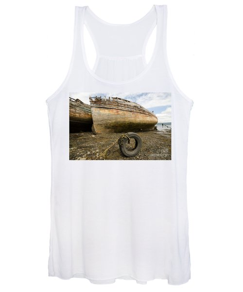 Salen Wrecks Women's Tank Top