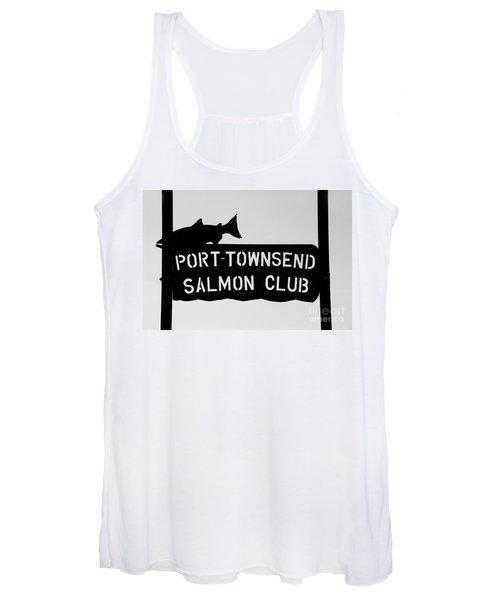 Salmon Club Women's Tank Top