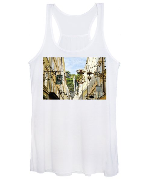 Salzburg Shopping Women's Tank Top
