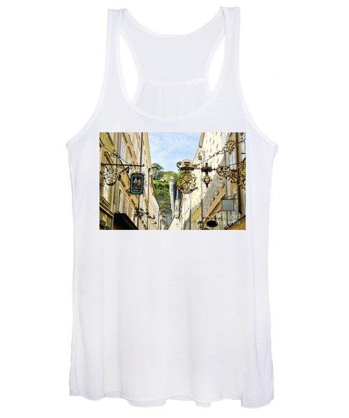 Salzburg Shopping Women's Tank Top