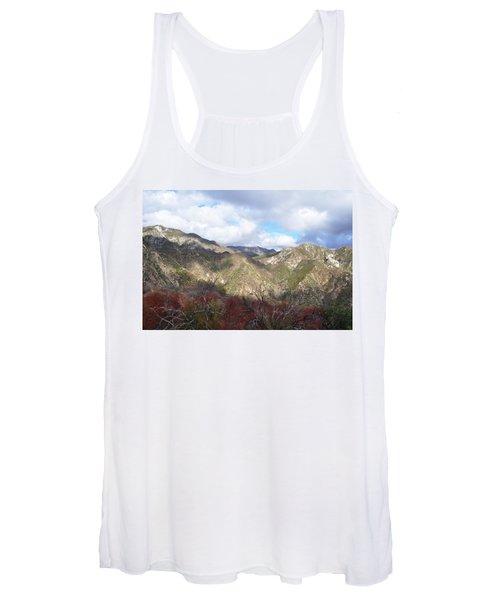 San Gabriel Mountains National Monument Women's Tank Top
