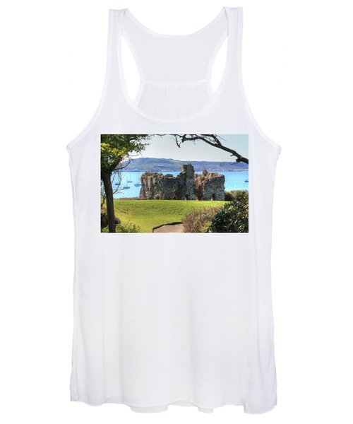 Sandsfoot Castle With Portland Women's Tank Top