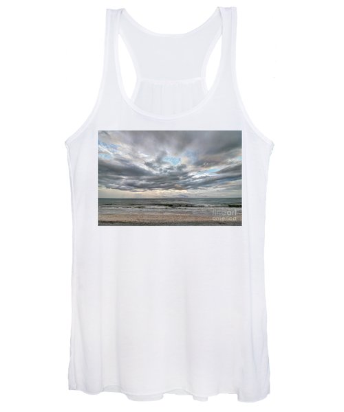 Sanibel Island Seashells Women's Tank Top
