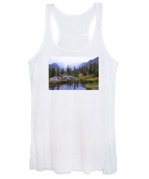 Saturated Forest Women's Tank Top