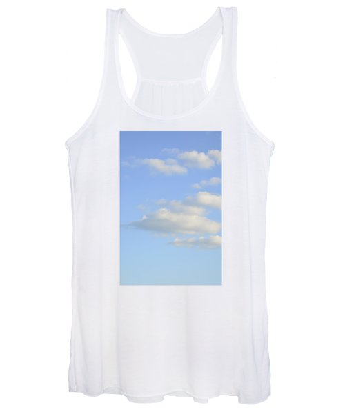 Say Vertical Women's Tank Top