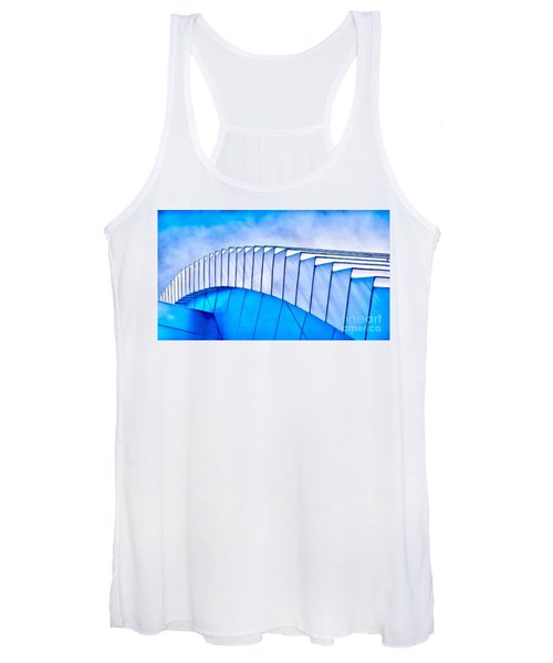 Scaped Glamour Women's Tank Top