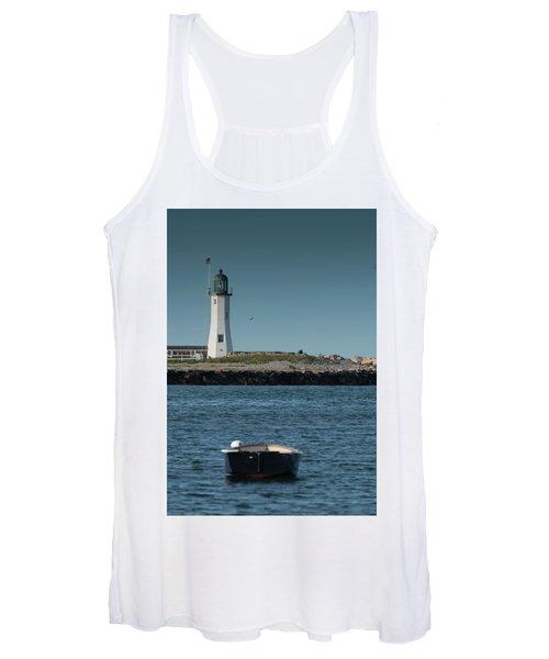 Scituate Lighthouse Women's Tank Top