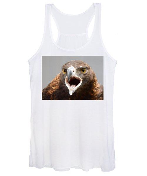 Screaming Eagle Women's Tank Top