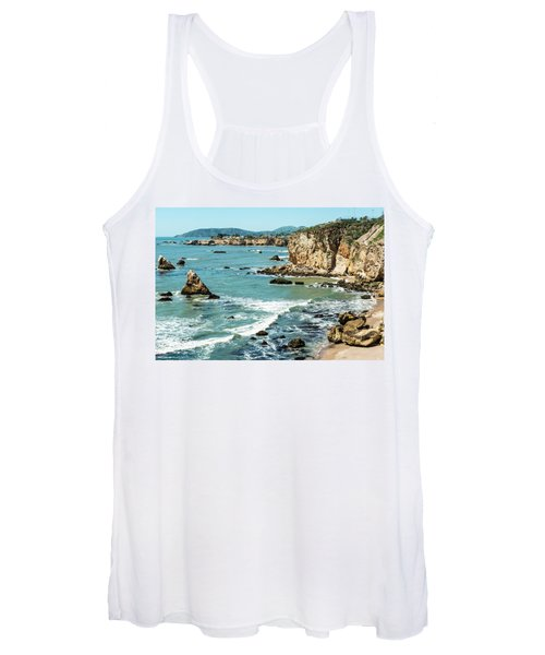 Sea And Cliffs Women's Tank Top