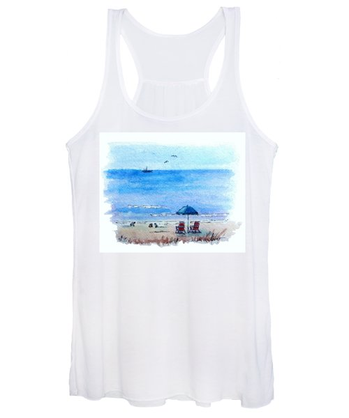 Seagulls Women's Tank Top