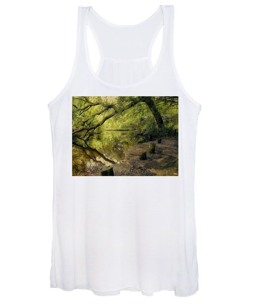 Secluded Sanctuary Women's Tank Top