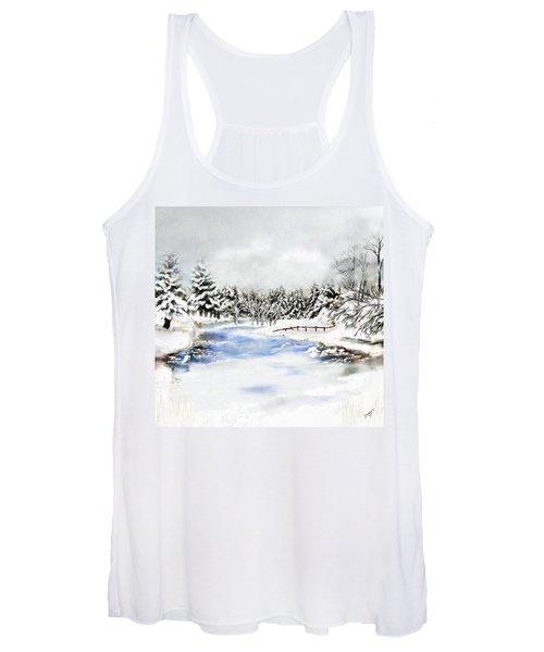 Seeley Montana Winter Women's Tank Top