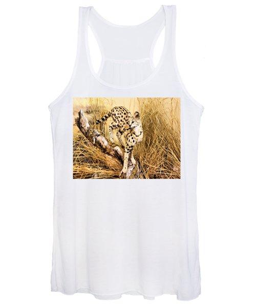 Serval Women's Tank Top