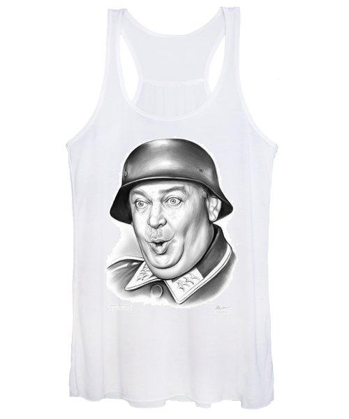 Sgt Schultz Women's Tank Top