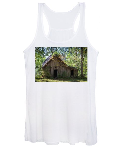 Shack In The Woods Women's Tank Top