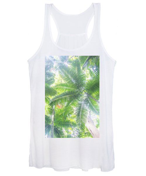 Shade Of Eden  Women's Tank Top