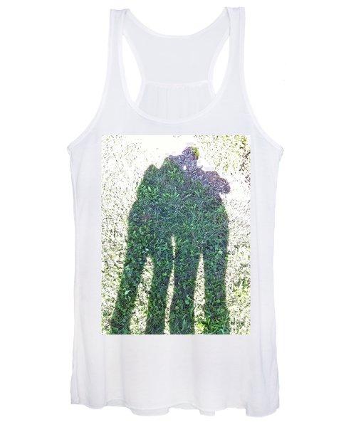 Shadow In The Meadow Women's Tank Top