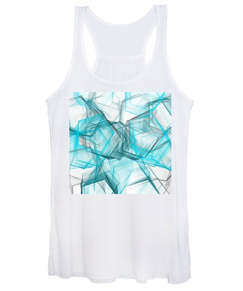 Shapes Galore Women's Tank Top
