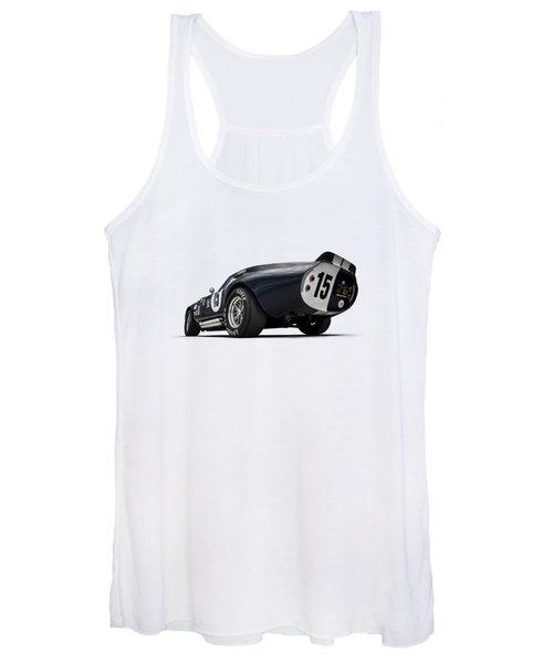 Shelby Daytona Women's Tank Top